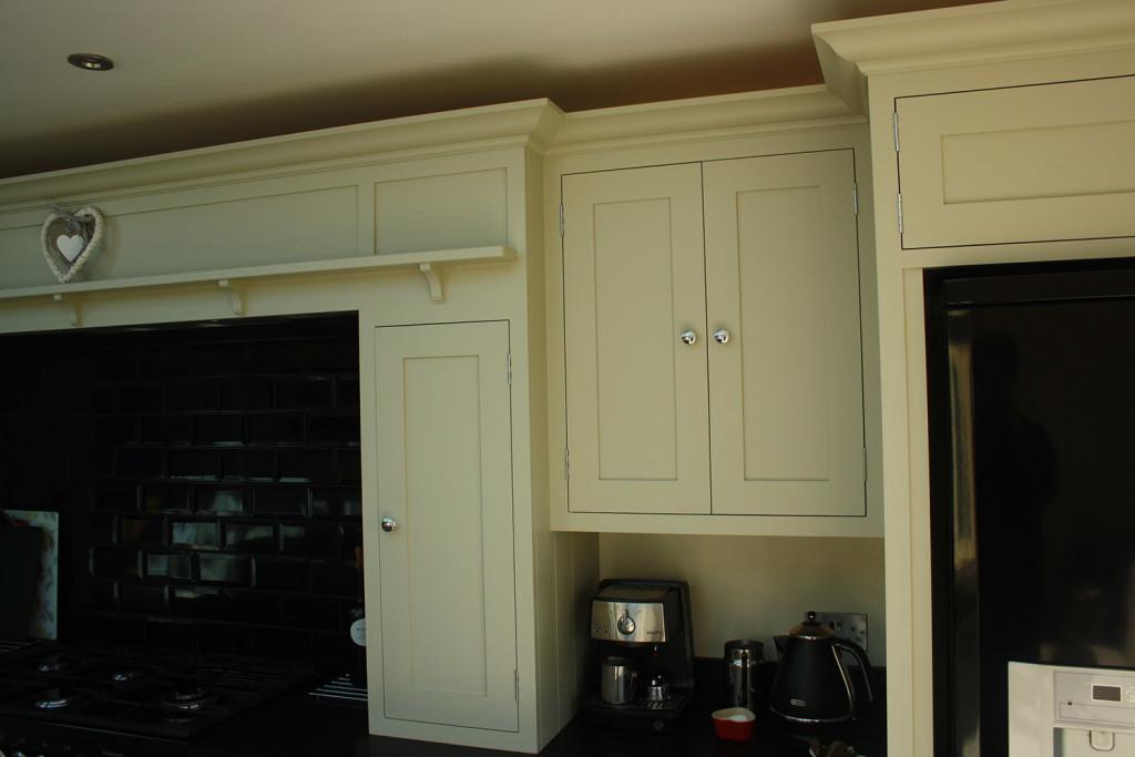 bespoke handpainted kitchen