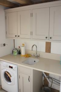 handmade utility room units
