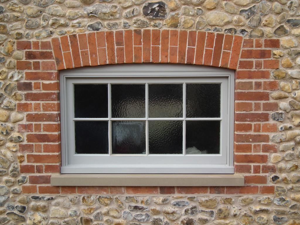 fixed window 8 panes