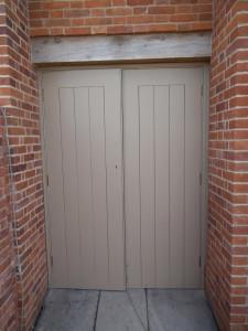purpose made external doors