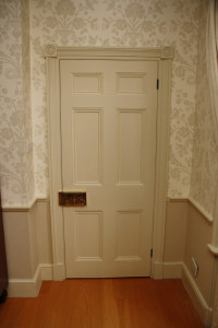 purpose made internal feature period door