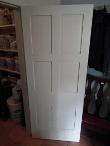 purpose made panel door 1