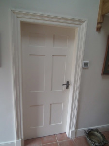 purpose made panel door 6