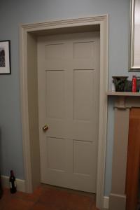 purpose made panel door 7