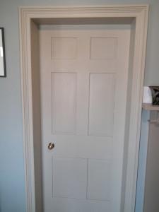 purpose made panelled door 2