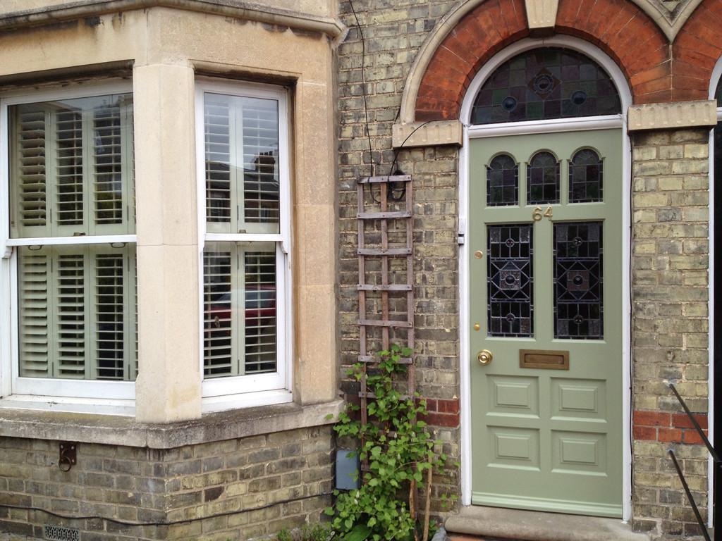 purpose made replacement period front door