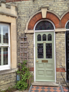 purpose made replacement period front door 2