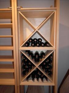 Cellar Wine Racking