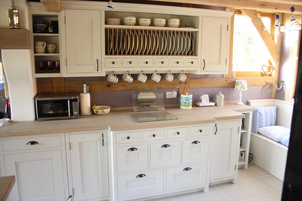 handmade country kitchen