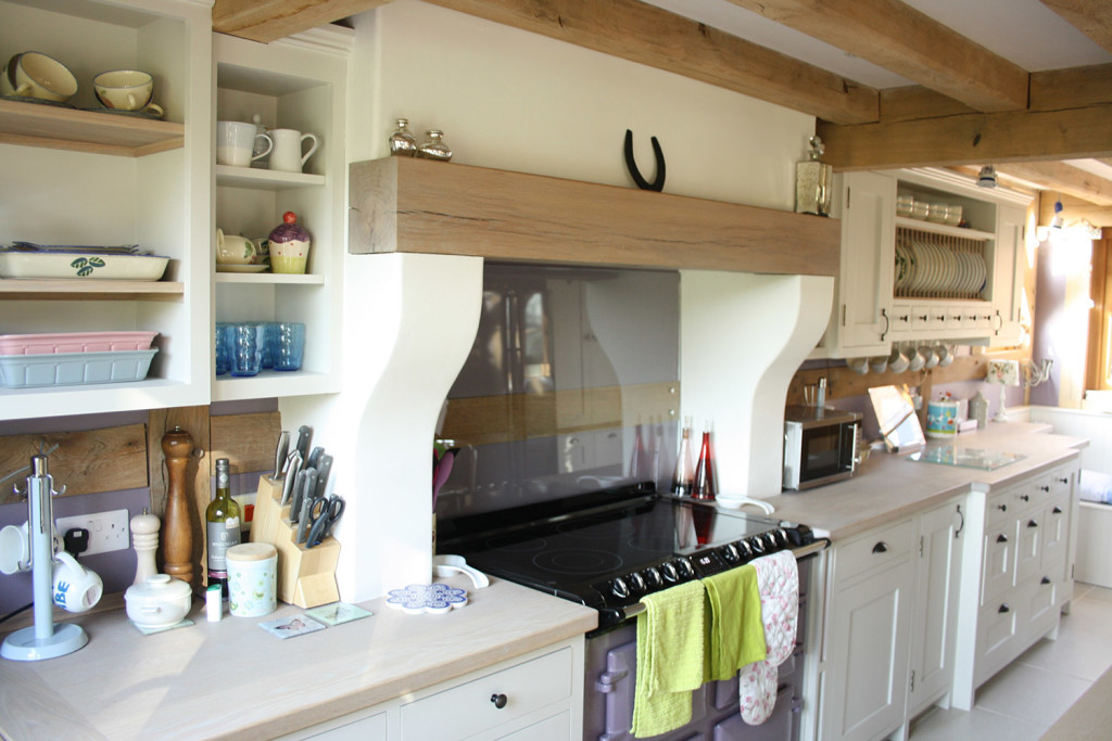 Bespoke Shaker Style Kitchen