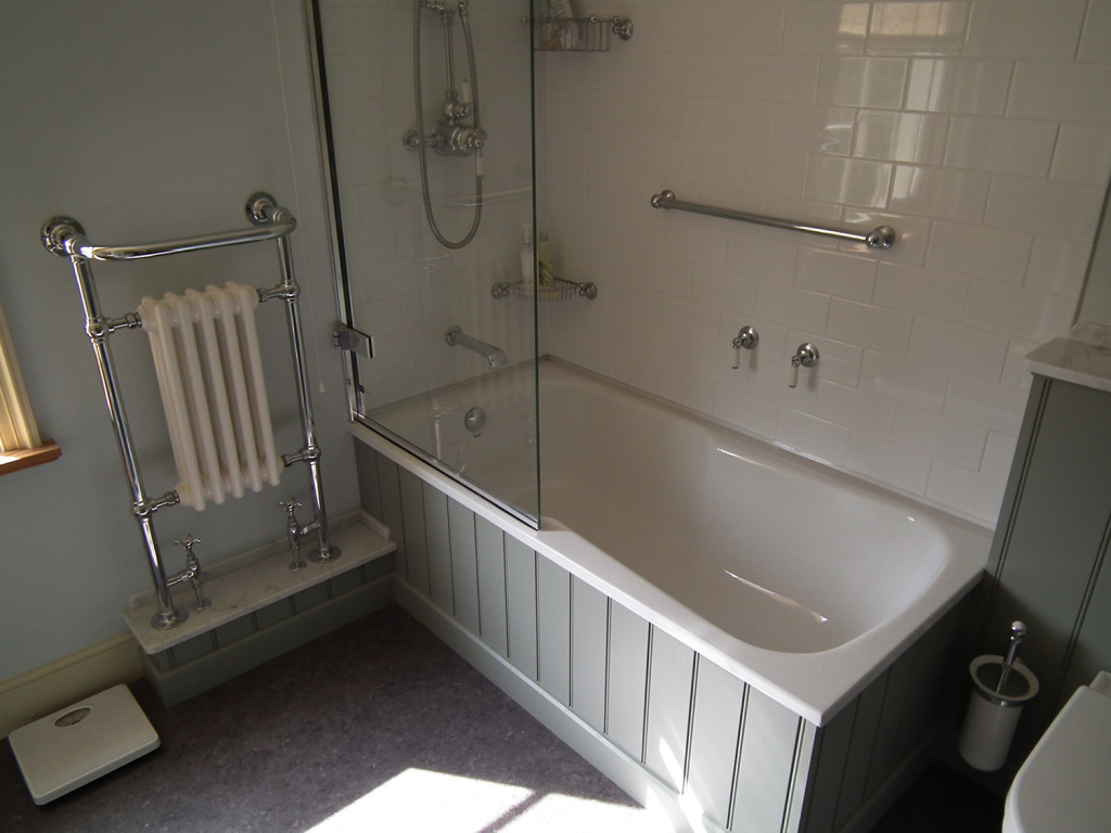 bathroom panelling