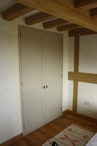Hand crafted wardrobes