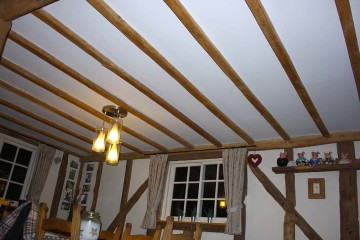 oak beam renovation
