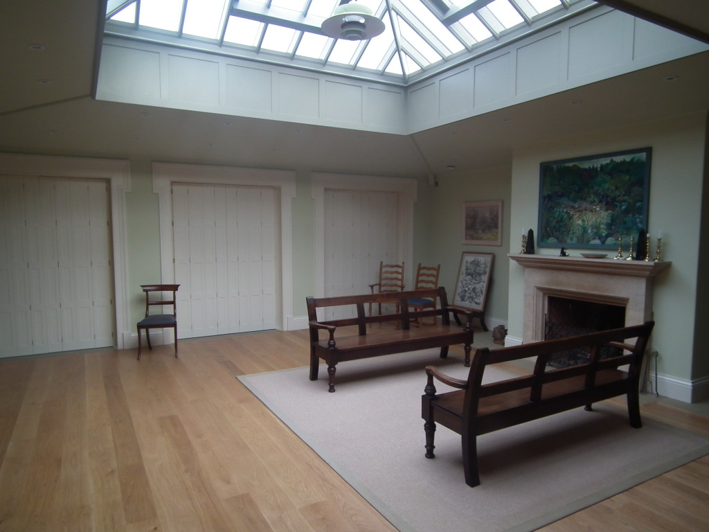 orangery interior
