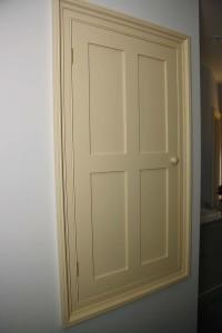 purpose made cupboard door